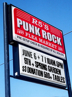 Punk Rock Flea Market