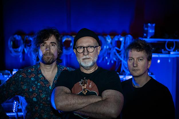 Bob Mould Band Jon Wurster Jason Narducy