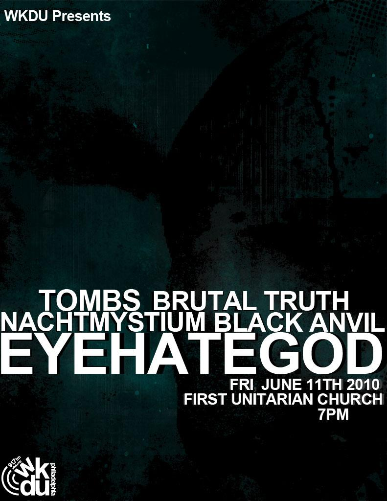 WKDU Presents Eyehategod