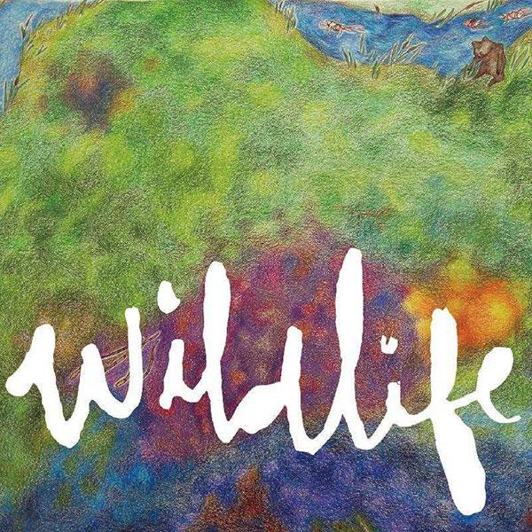 "Headlights ""Wildlife"" album cover"