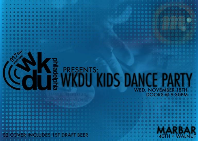 WKDU Kids Dance Party