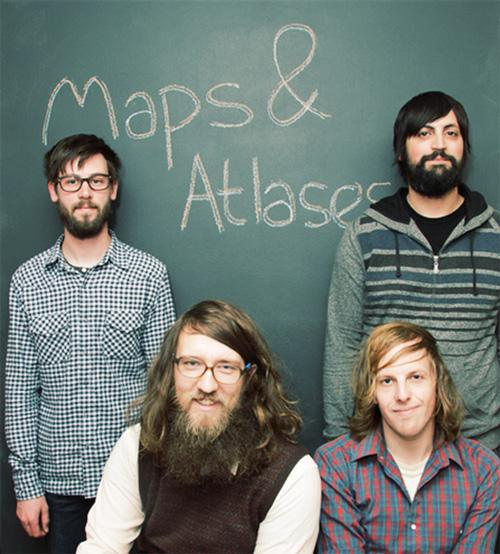 Maps And Atlases WKDU Presents: Maps & Atlases with The Big Sleep | WKDU  Maps And Atlases