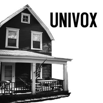 Univox Album Cover